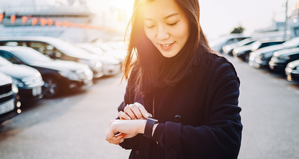 Wearable devices for cars