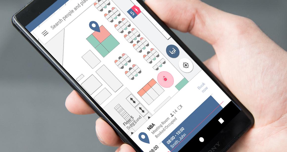The Nimway app