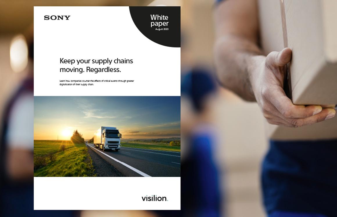 Supply chain digitalisation Visilion White paper